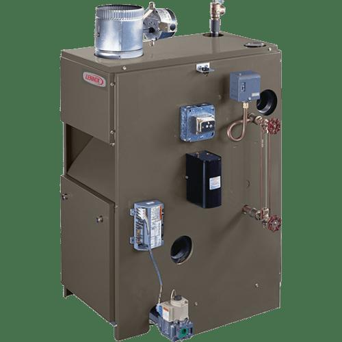 Lennox GSB8-E boiler.