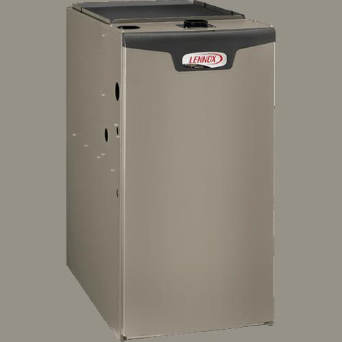Lennox SLP98V furnace.