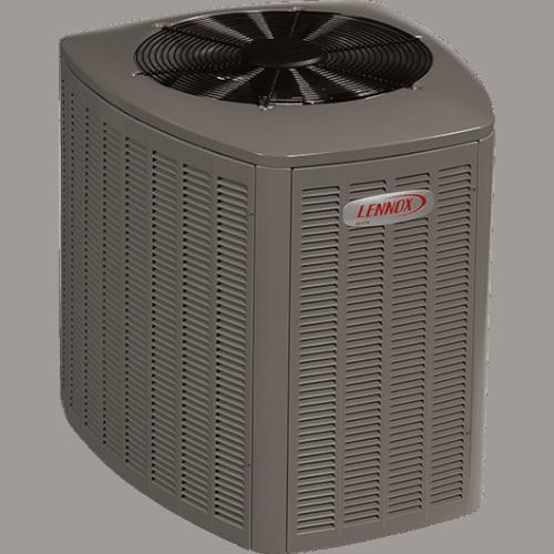 Lennox XP14 heat pump.
